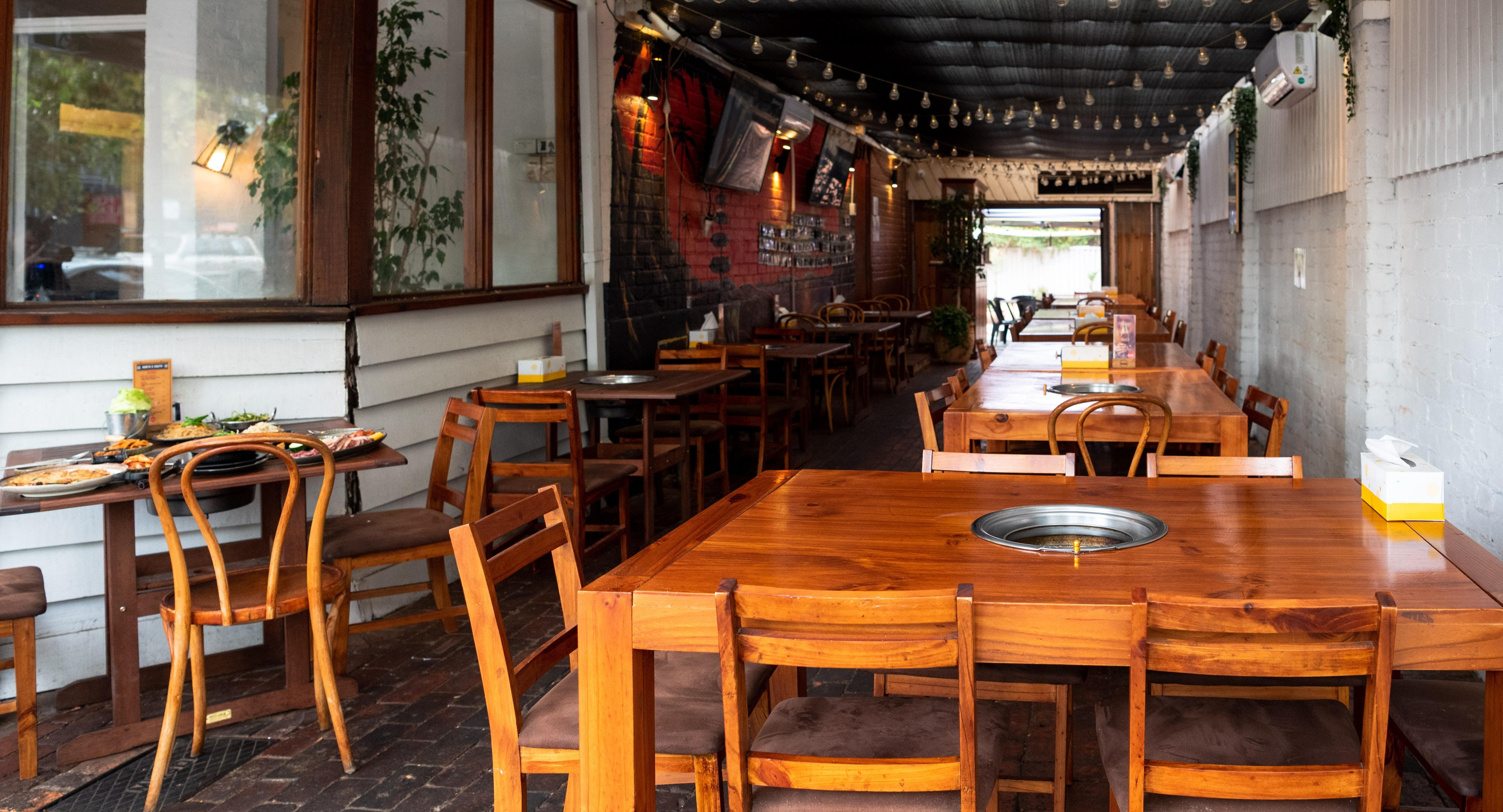 K TOWN Restaurant Perth image 1