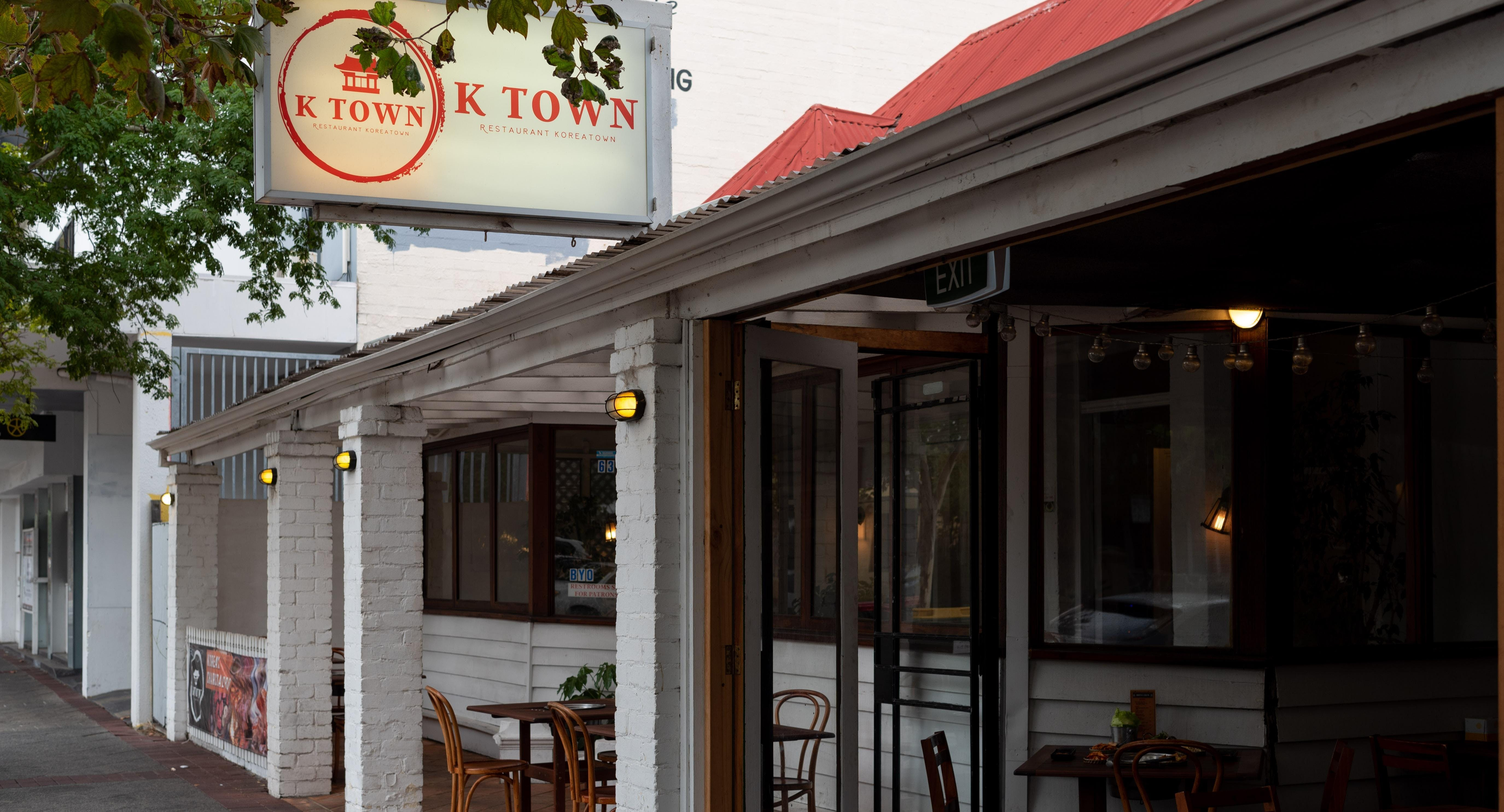 K TOWN Restaurant Perth image 2