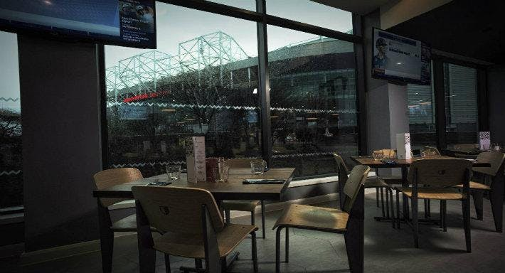 Cafe Football - Old Trafford Manchester image 7