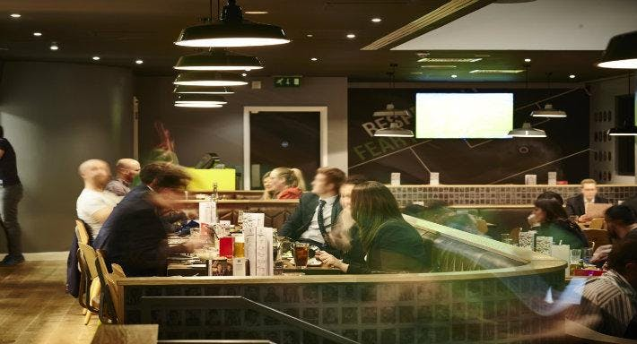 Cafe Football - Old Trafford Manchester image 5