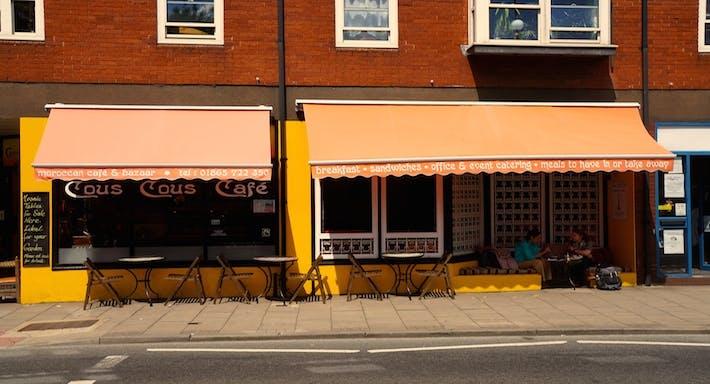 Cous-Cous Cafe