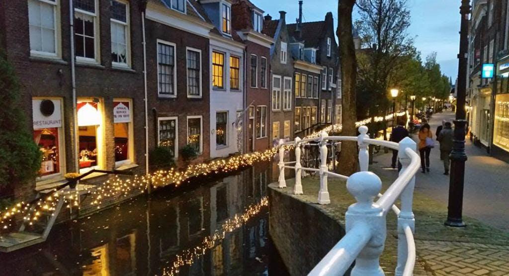 India Garden Delft