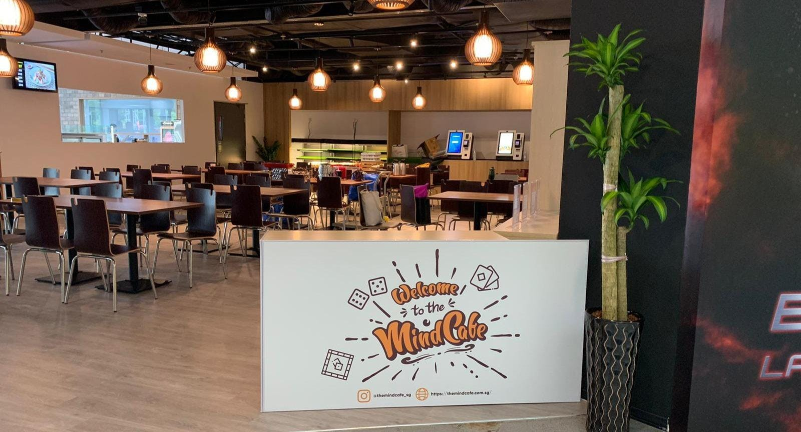 The Mind Cafe - Singapore Discovery Centre