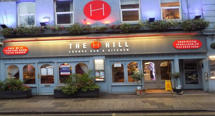 The Hill Lounge Bar and Kitchen London image 9
