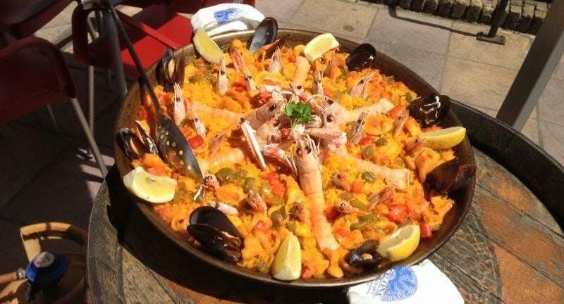 Barcelona Tapas - Middlesex Street