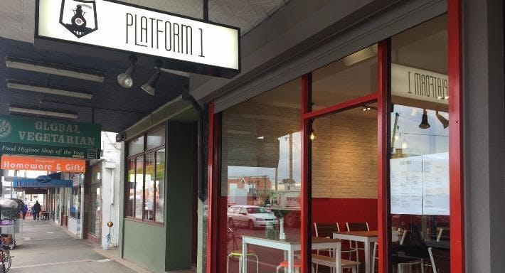 Platform 1 Cafe Melbourne image 3