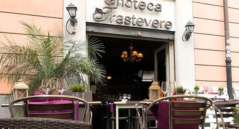Enoteca Trastevere Roma image 1