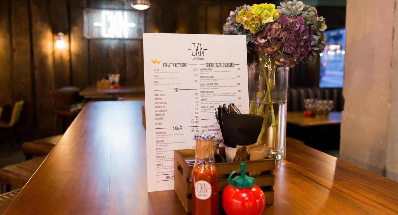 CKN Bar & Kitchen Brentwood image 3