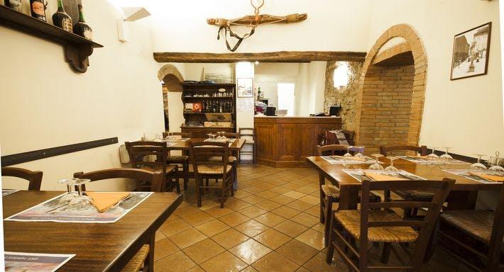 Antica Trattoria Pizzeria l'Aquila Siena image 2
