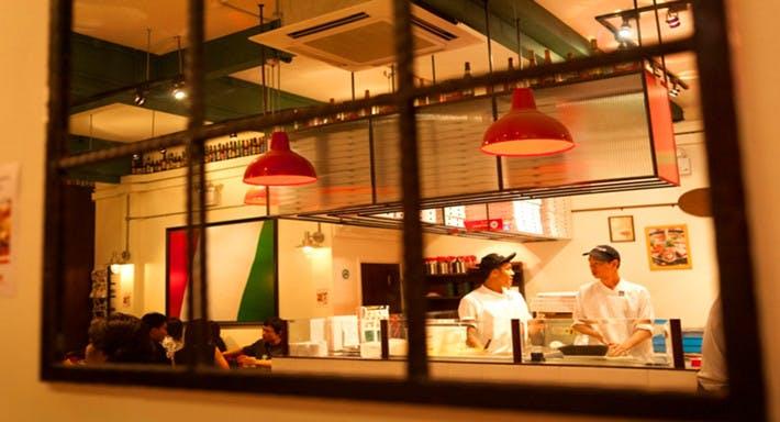 Peperoni Pizzeria - Frankel Avenue