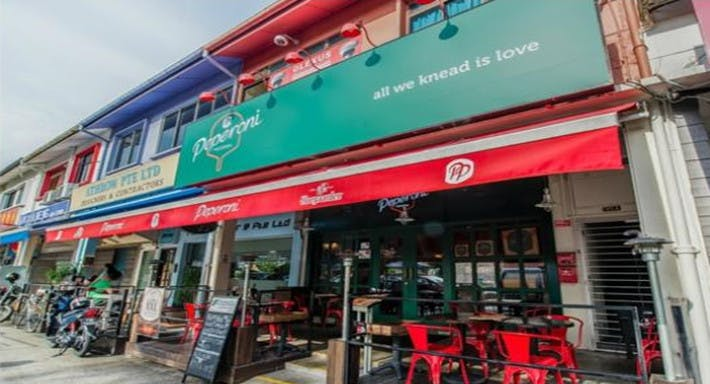 Peperoni Pizzeria - Frankel Avenue Singapore image 3