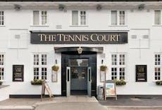 Restaurant Tennis Court Birmingham in Perry Barr, Birmingham