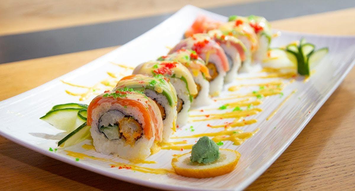 Sushi Restaurant Sunrise Kyoto