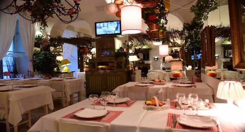 La sala del Ristorante Urbani di via Saluzzo, nel centro di Torino - Fonte: Quandoo