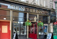 Restaurant Nether Inn Dundee in West End, Dundee