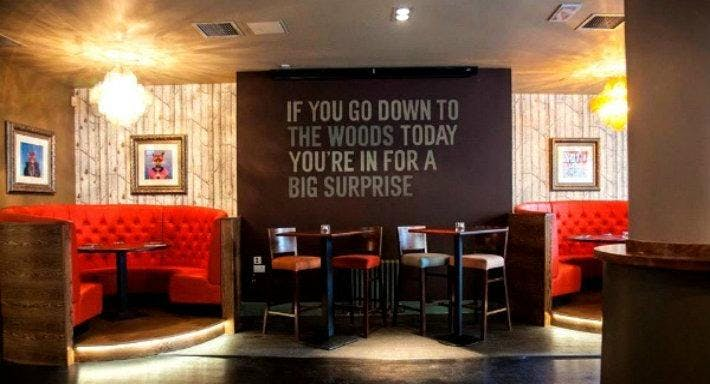 The Woods Bar