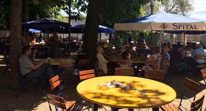 Brauereigaststätte Spitalgarten