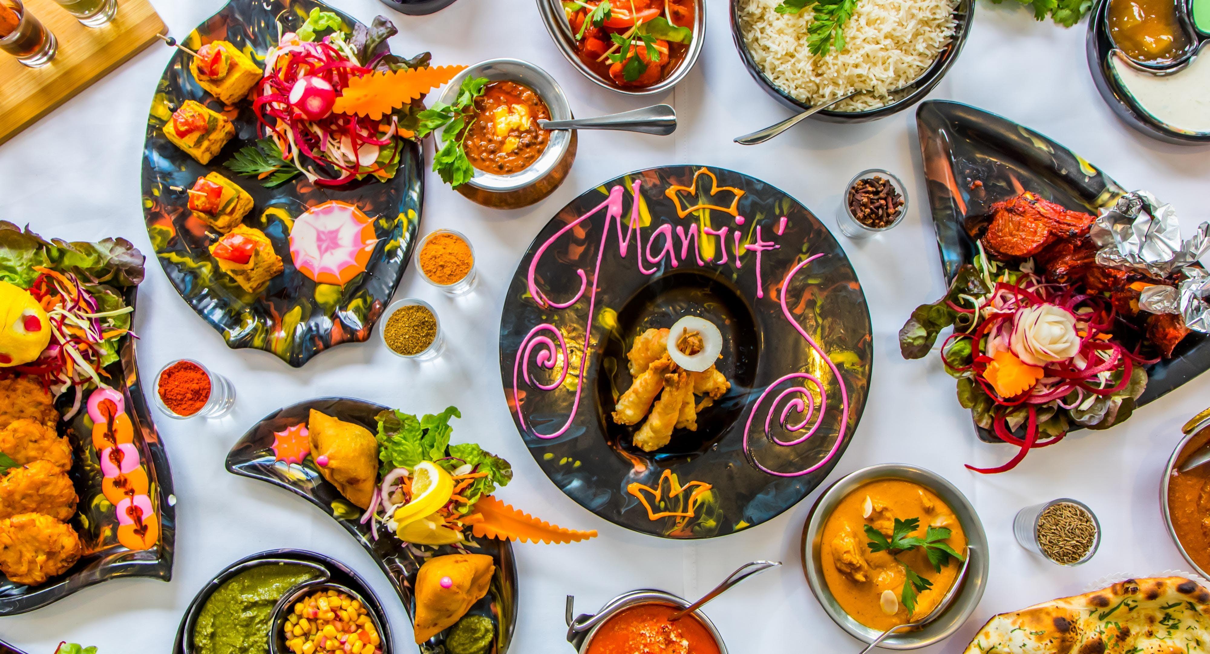 Manjit's Indian Restaurant, Corrimal