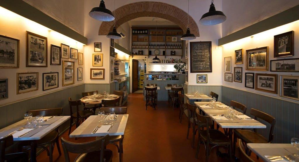 Interno del 5ecinque di Firenze, ristorante vegetariano e biologico - Fonte: Quandoo