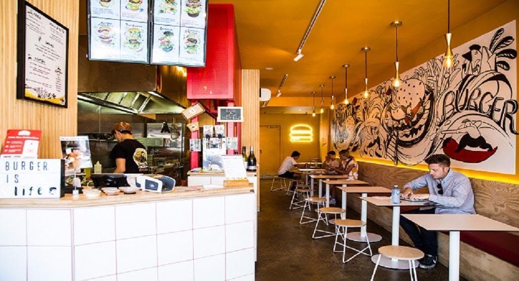 Kung Fu Burger Melbourne image 1