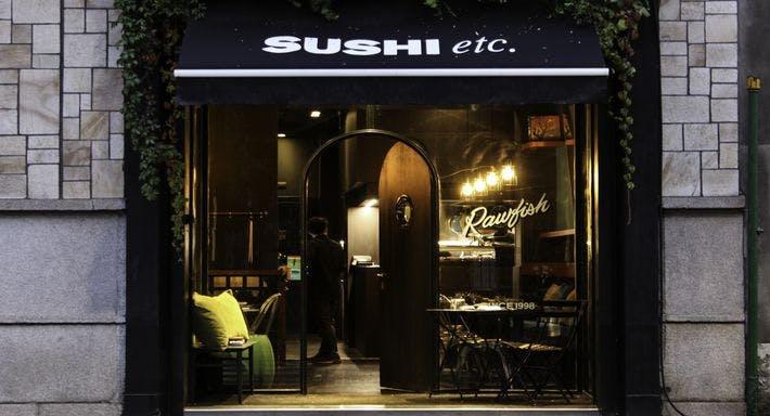 Sushi etc