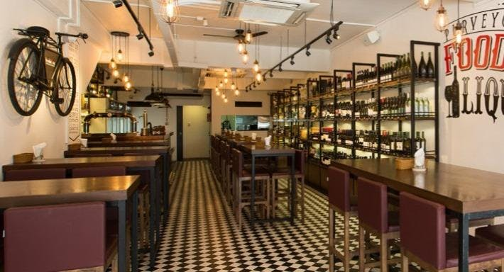 Drinks & Co. Kitchen - Holland Village