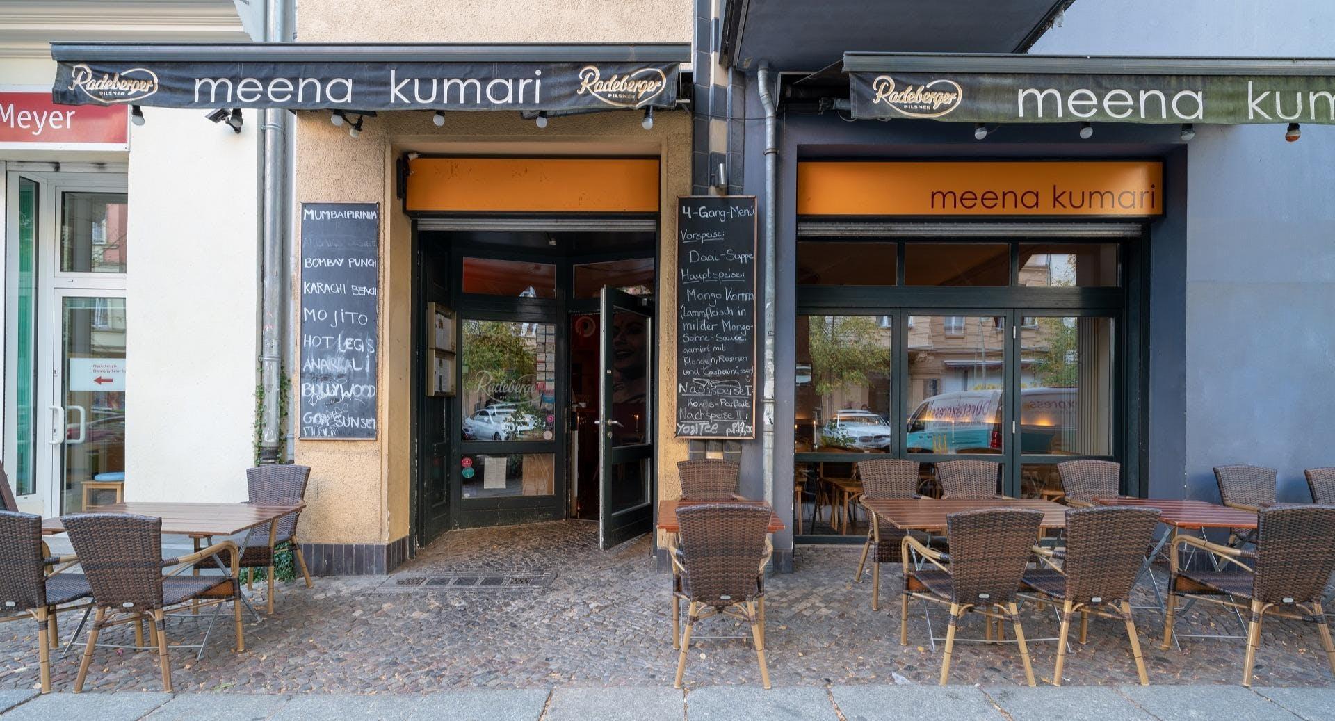 Meena Kumari - Indisches Restaurant Berlin image 3