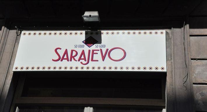 Sarajevo Balkan City Food