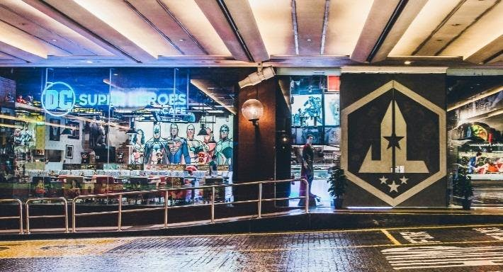 DC Super Heroes Cafe - Takashimaya Singapore image 3