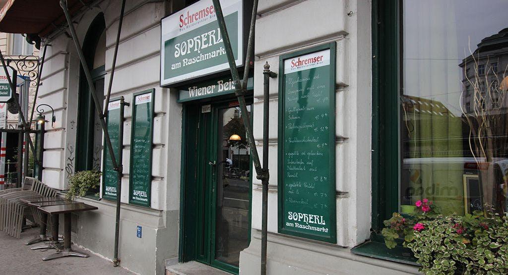 Sopherl am Naschmarkt Wien image 1
