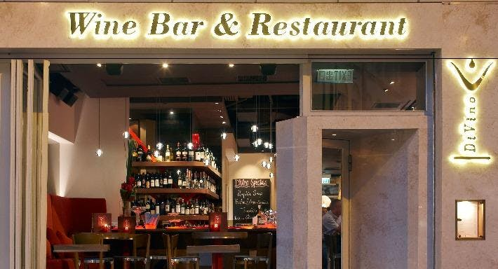 DiVino Wine Bar & Restaurant Hong Kong image 2