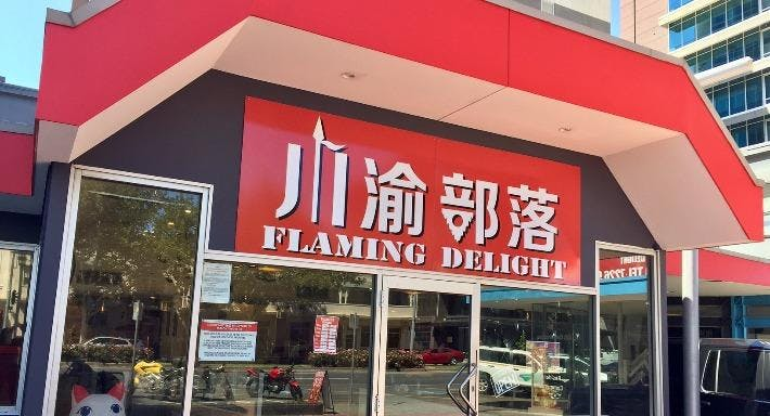 Flaming Delight