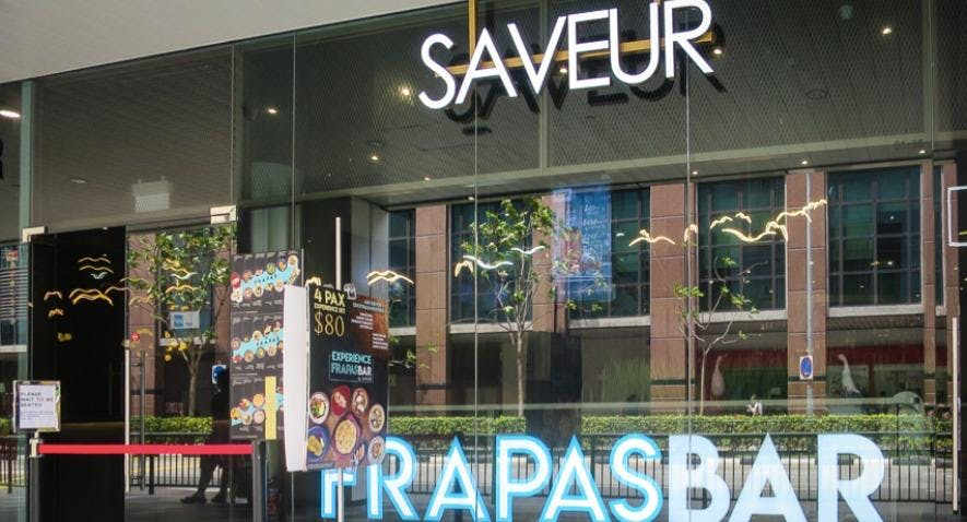 Frapas Bar by Saveur - Century Square Singapore image 3