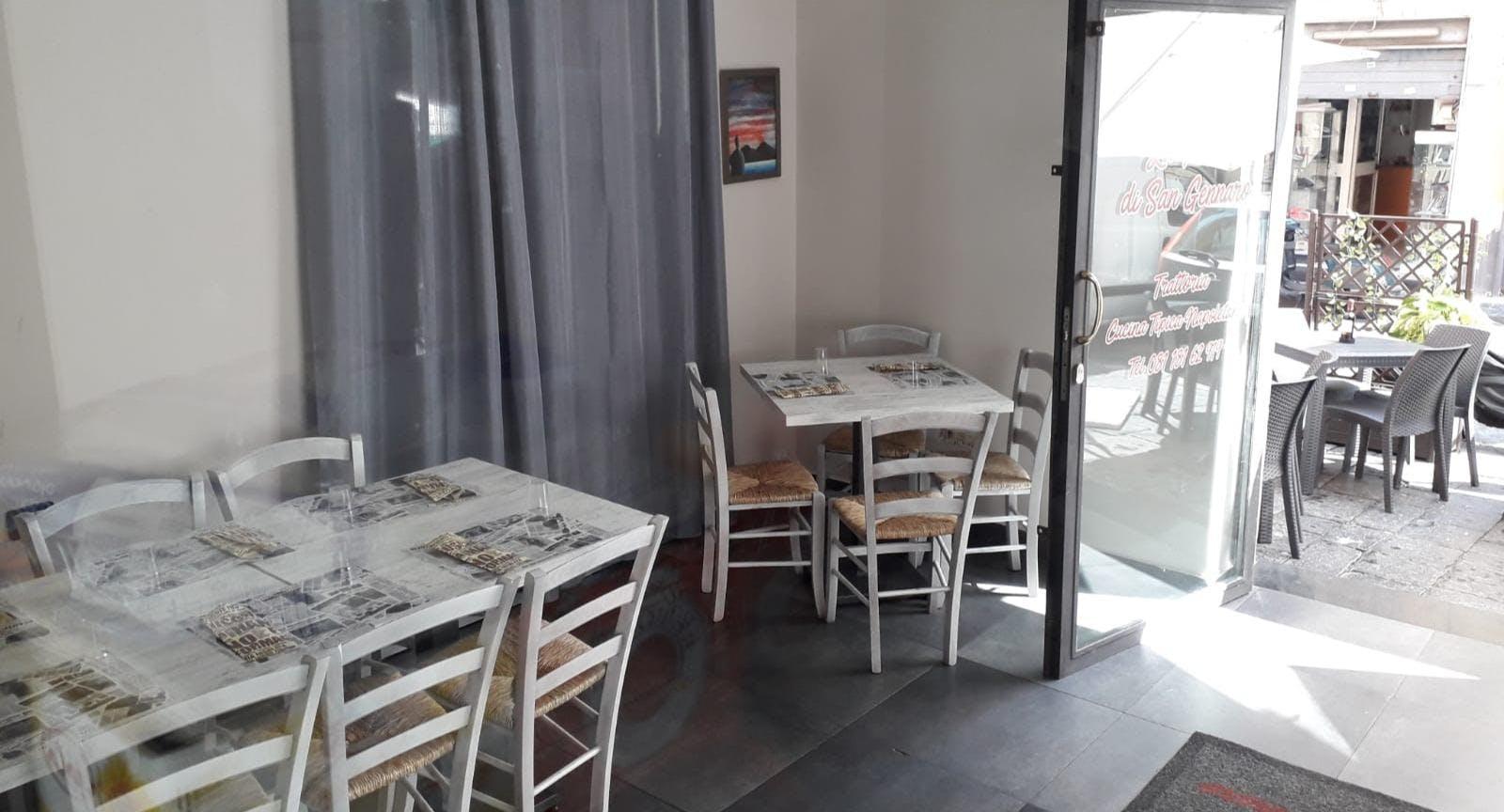 Photo of restaurant Trattoria La Porta di San Gennaro in Centro Storico, Naples