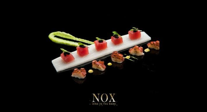 NOX – Dine in the Dark