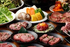 Restaurant Gyushige in Tsim Sha Tsui, Hong Kong