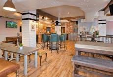 Restaurant Turing Tap Manchester in Ardwick, Manchester