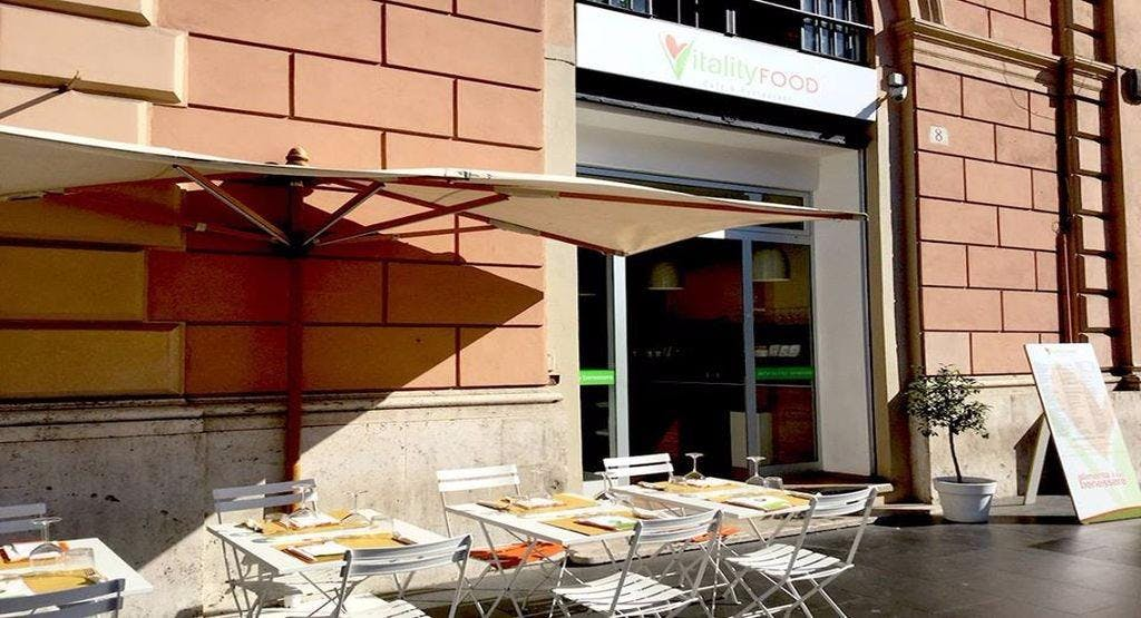 Photo of restaurant Vitality Food in Esquilino/Termini, Rome