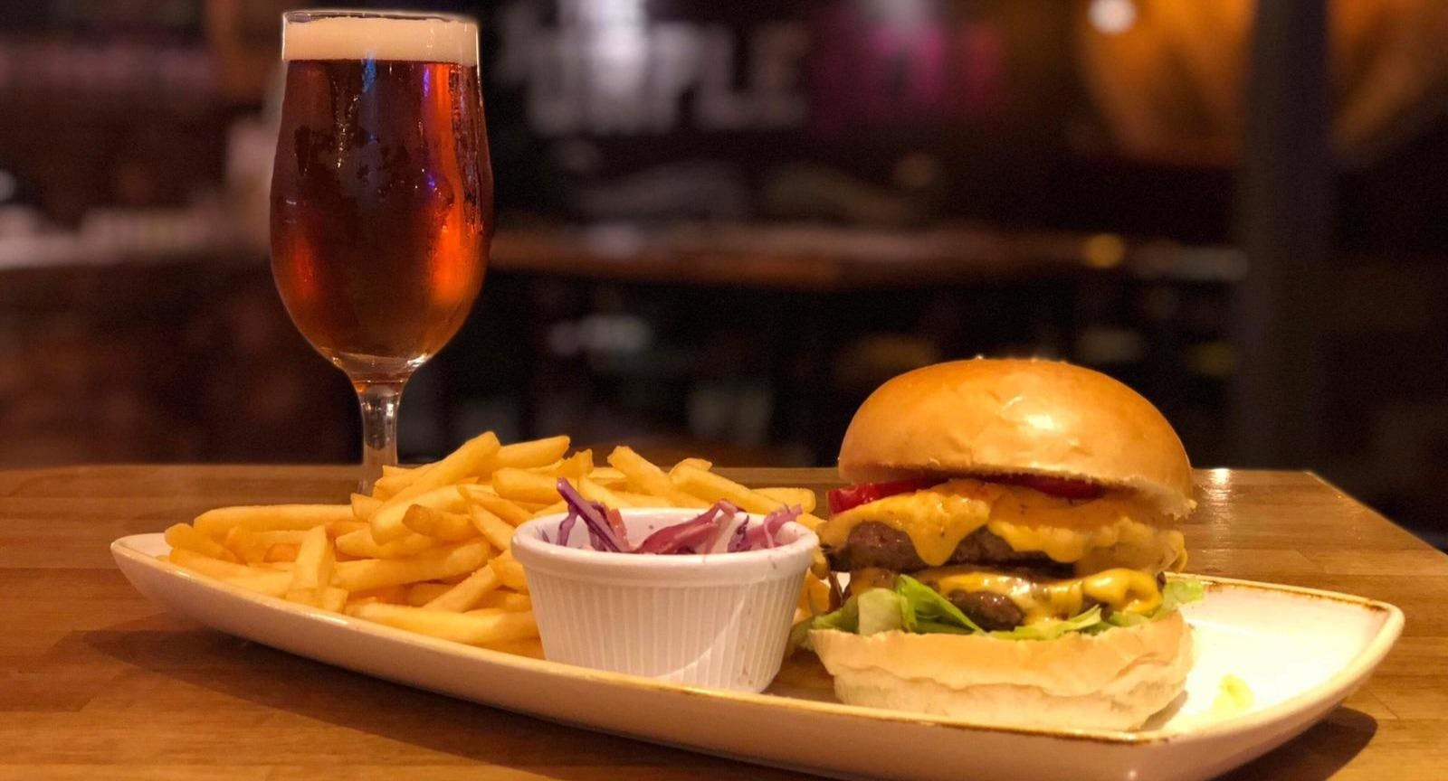 The Purple Bear - Smokehouse, Craft Beer & Cocktail Joint