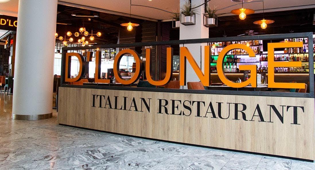 D-lounge Milleniumcity