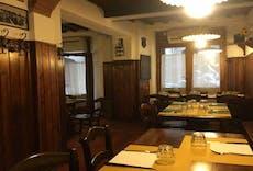 Restaurant L'Osteria dei Rossi in Centro, Siena