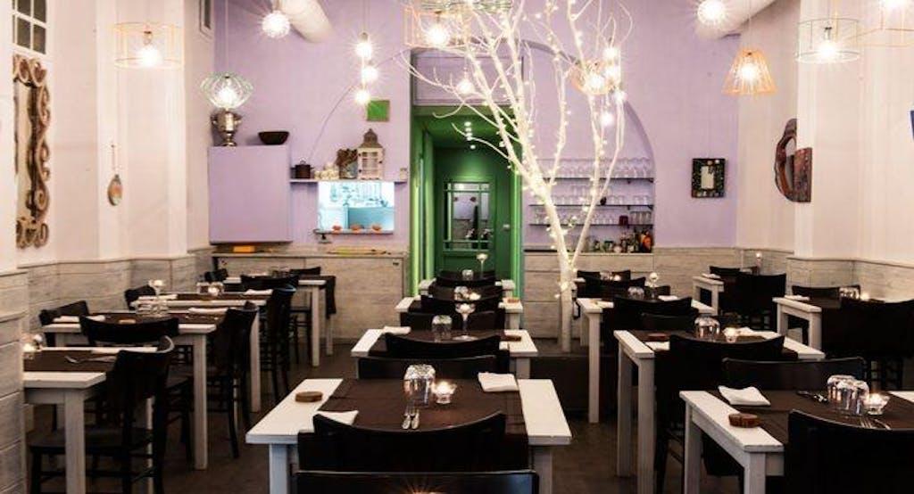 Interno del ristorante vegetariano La Raccolta di Firenze - Fonte: Quandoo