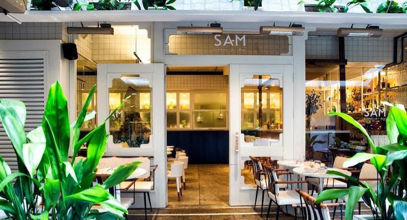 Sam Kitchen and Bar