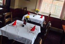Restaurant The Izaak Walton in East Meon, Petersfield