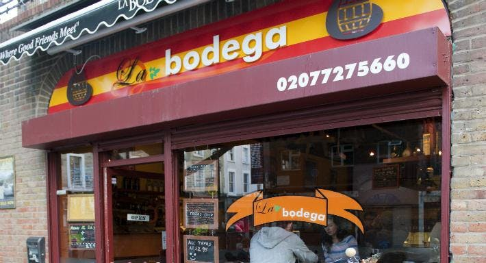 La Bodega Restaurant London image 2