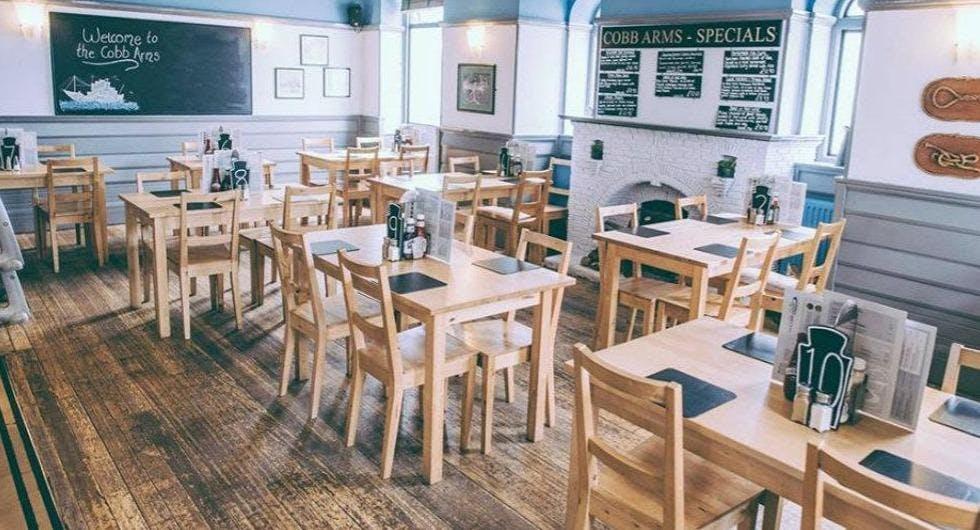 The Cobb Arms Lyme Regis image 1