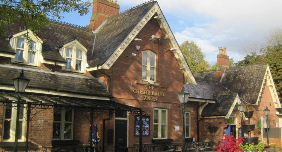 The Cheshire Line Tavern Manchester image 2