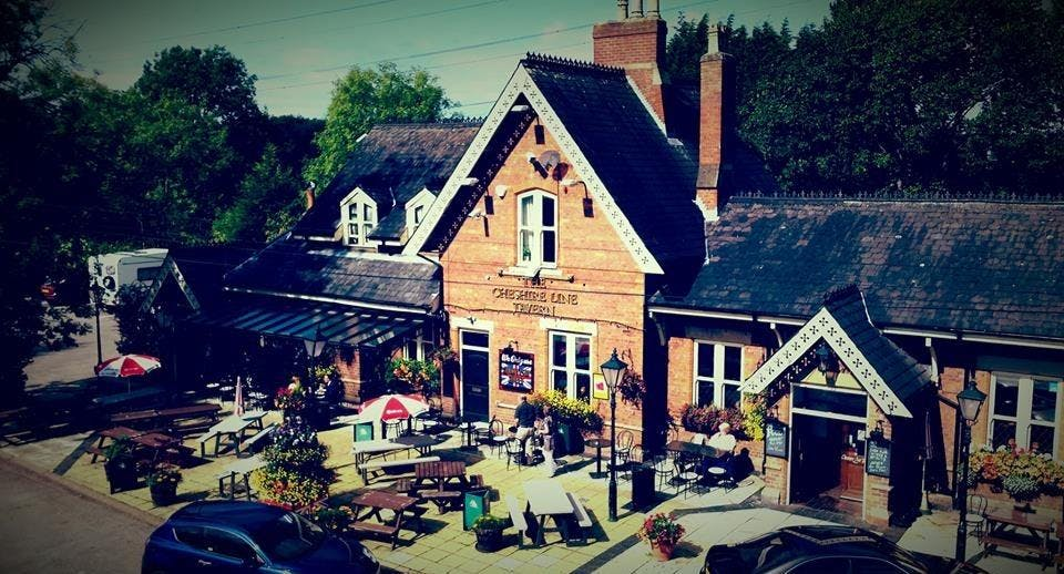The Cheshire Line Tavern Manchester image 1