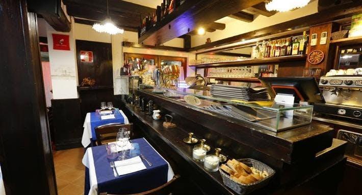 Photo of restaurant Taverna Barababao-Calla de l'oca-Cannareggio 4371 in Cannaregio, Venice