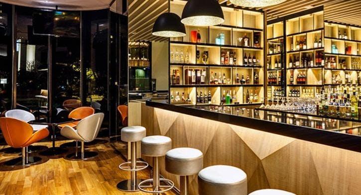 Atrium Bar 317 - Holiday Inn Atrium
